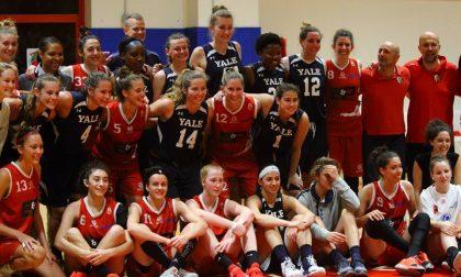 Basket estivo: ferragosto internazionale a Costa Masnaga