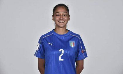 Como 2000: Vanessa Panzeri agli Europei e poi alla Juventus