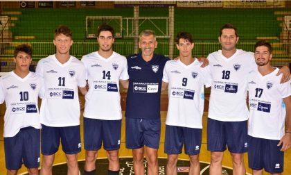 Libertas Cantù: la squadra è pronta per la nuova stagione. FOTO
