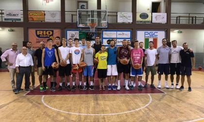 Basket serie C Cantù e Rovello al via il 29 settembre