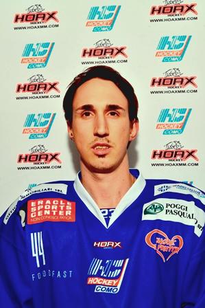 Hockey Ghiaccio Andrea Ricca Como