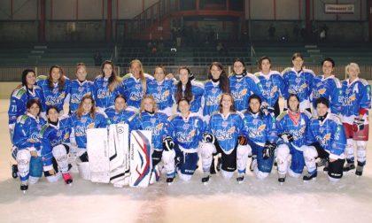 Hockey ghiaccio donne Como ko al debutto in IHL