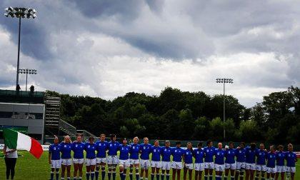 """Rugby donne senza la comasca Magatti la Spagna """"mata"""" l'Italia"""