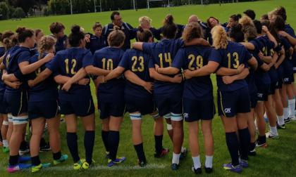 Rugby donne: la lariana Magatti e l'Italia ko al debutto mondiale con gli Usa
