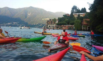 Canottieri Moltrasio: in kayak sul lago con LarioSaurando