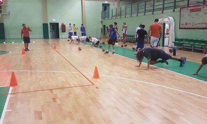 Basket Giovanile 5 cestisti lariani convocati dal CRL