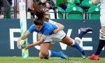 Rugby femminile per la comasca Maria Magatti tanto lavoro estivo in azzurro