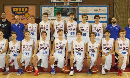 Basket Giovanile i primi gironi Eccellenza ed Elite con Cantù e Cermenate