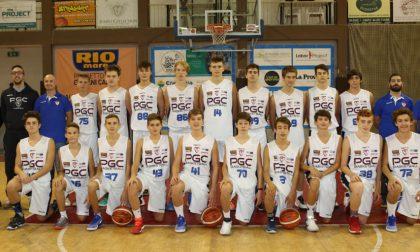 Basket Giovani PGC Cantù: al via anche nell'U16 Eccellenza
