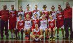 Basket femminile la serie B lombarda 2017/18 con il derby di Mariano