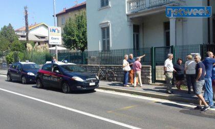 Donna cade dal terzo piano a Cantù, bloccato il compagno a Malpensa. VIDEO