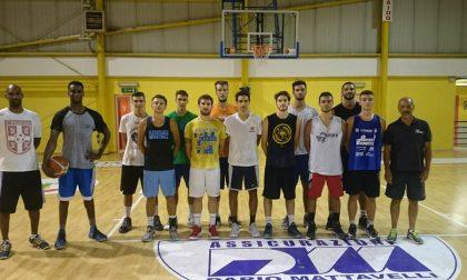 Basket serie C il cammino Gold di Erba e Cermenate