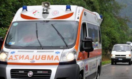 Febbre all'asilo interviene l'ambulanza