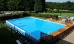 Oggi dalle 18 happy hour in piscina a Olgiate