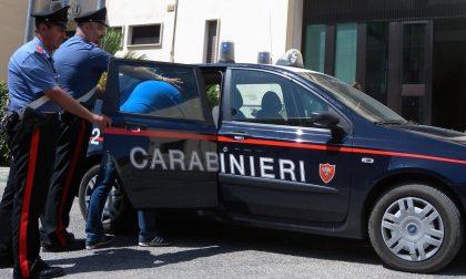 Arresti Bassa Comasca due uomini in manette
