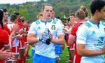 Rugby lariano: il comasco Davide Ruggeri allunga in vetta con il suo Rovigo