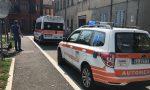 Ambulanza a Mariano. Uomo trovato a terra