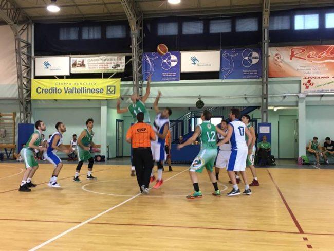 Basket serie D Torneo Novacaritas
