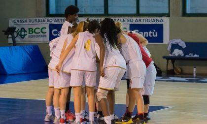 Basket femminile Cantù-Pro Patria di C apre domani il weekend