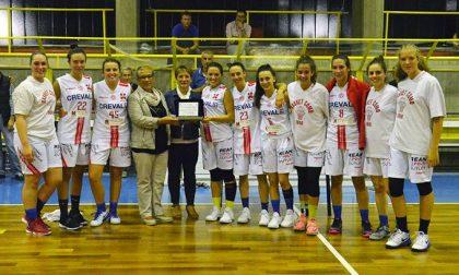 Basket femminile in C Como ko nel derby e parte la Promozione
