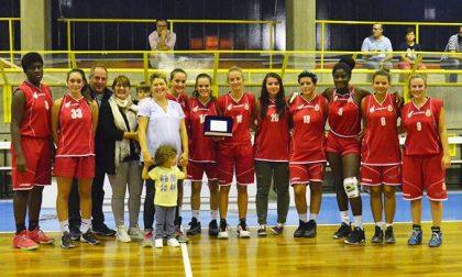 Basket Donne a Cantù si gioca il Memorial De Santis