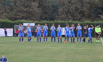 Calcio femminile la Riozzese rovina il debutto al Como 2000