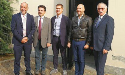 Enerxenia a Cantù: l'inaugurazione del nuovo sportello. FOTO