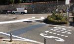Piazza con più posteggi e sicurezza a Olgiate