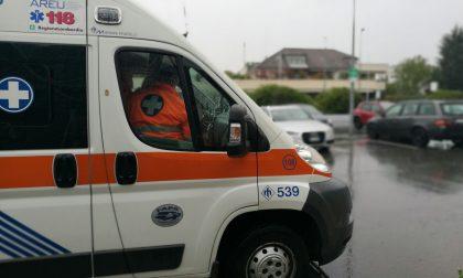 Malore al Gigante di Mariano, arriva l'ambulanza