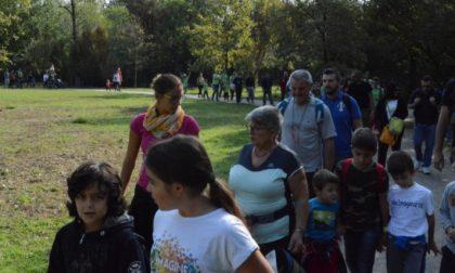 Raduno family del Cai al Parco di Monza