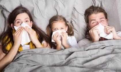 Influenza 2018: 5 casi gravi nel comasco e copertura vaccinale insufficiente