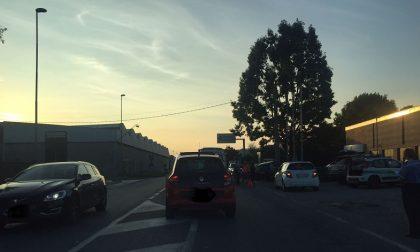 Incidente a Mariano, arrivano due ambulanze. Traffico in tilt