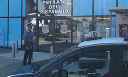 Rapine ai supermercati di Cermenate e Carugo: arrestato anche il secondo uomo