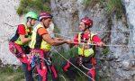 Tragedia: precipita nel torrente Varrone e muore a 42 anni