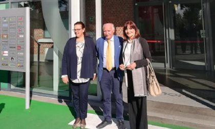 Comonext: l'europarlamentare Patrizia Toia annuncia da Lomazzo una visita speciale per il 2018. FOTO