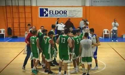 Basket serie D volano Lomazzo e Appiano