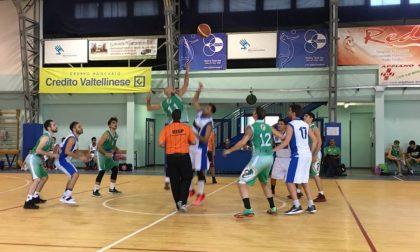 Basket serie D stasera apre il derby Appiano-Cabiate