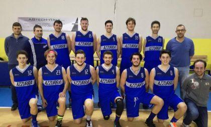 Basket Promozione seconda sconfitta per Lurate