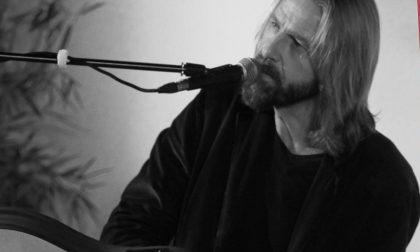 Il cantautore Giulio Casale alla Festa dei Crotti di Albavilla