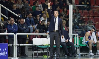 """Marco Sodini ai tifosi: """"Abbiamo lottato, grazie a tutti"""""""