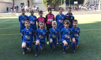 Calcio Como, i Pulcini 2009 terzi al Gigi Meroni