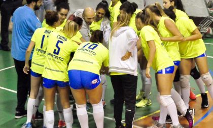 Como Volley Cd Transport beffata in casa al debutto