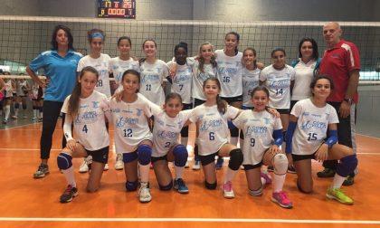 Como Volley Sagnino U13 sul podio all'Olimpia Day