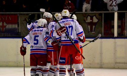 Hockey Como bis vincete contro Auer Ora