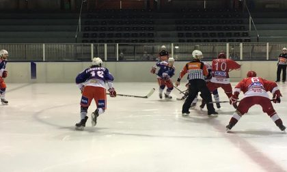 Hockey serie B: Como bis in casa contro Alleghe