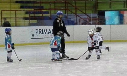 Hockey Como a segno Under19 e Under13