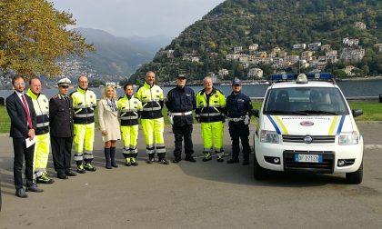 Protezione Civile di Como: nuovo gruppo con 19 volontari. FOTO
