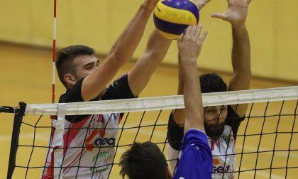 """Yaka Volley: serata """"no"""" contro il Cuneo Volley"""