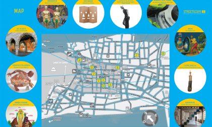 """StreetScape 6: l'arte """"invade"""" la città"""