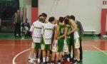 Basket Promozione maschile comandano Senna e Figino